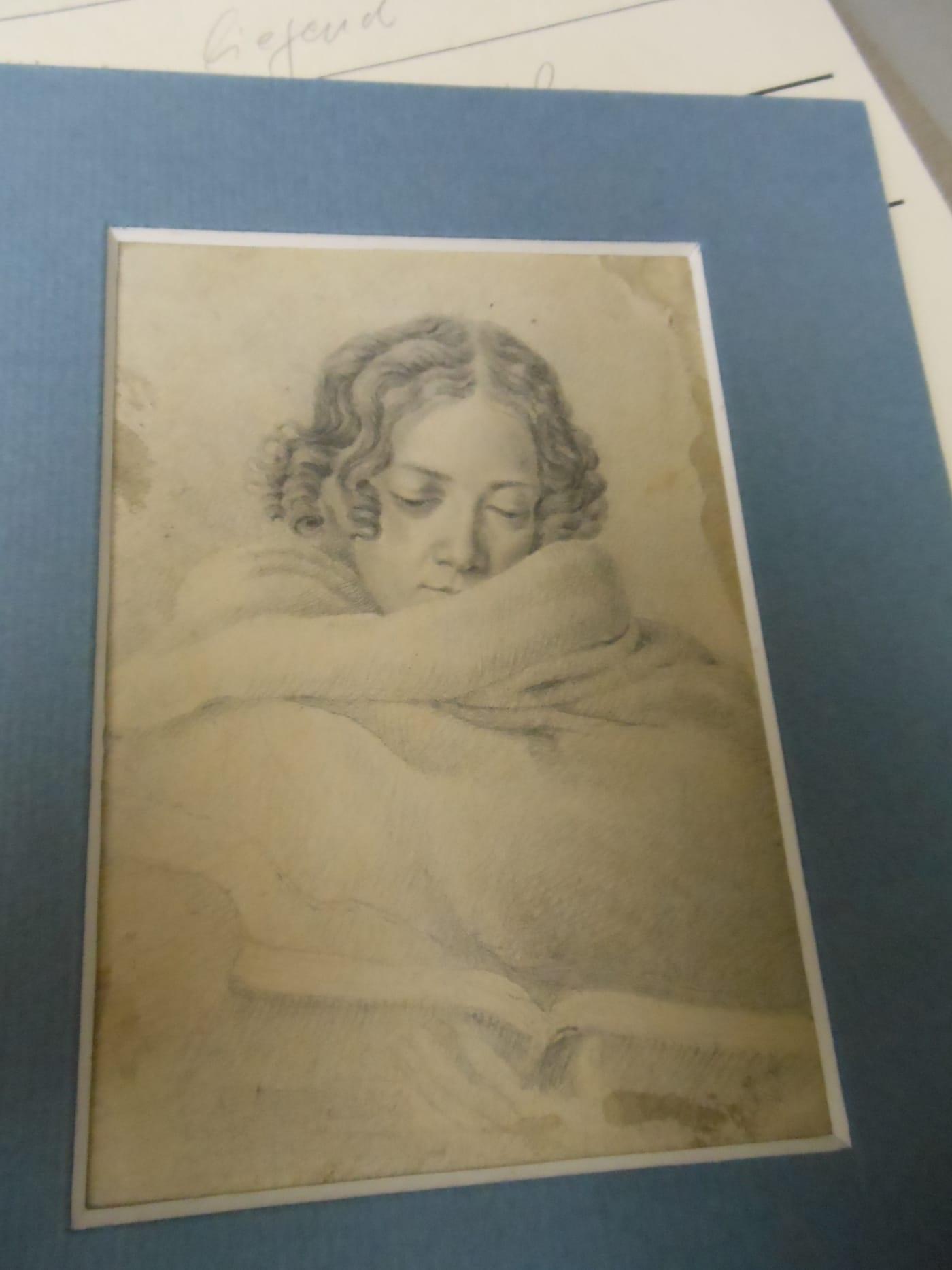 Bettina, archieven Goethemuseum Frankfurt