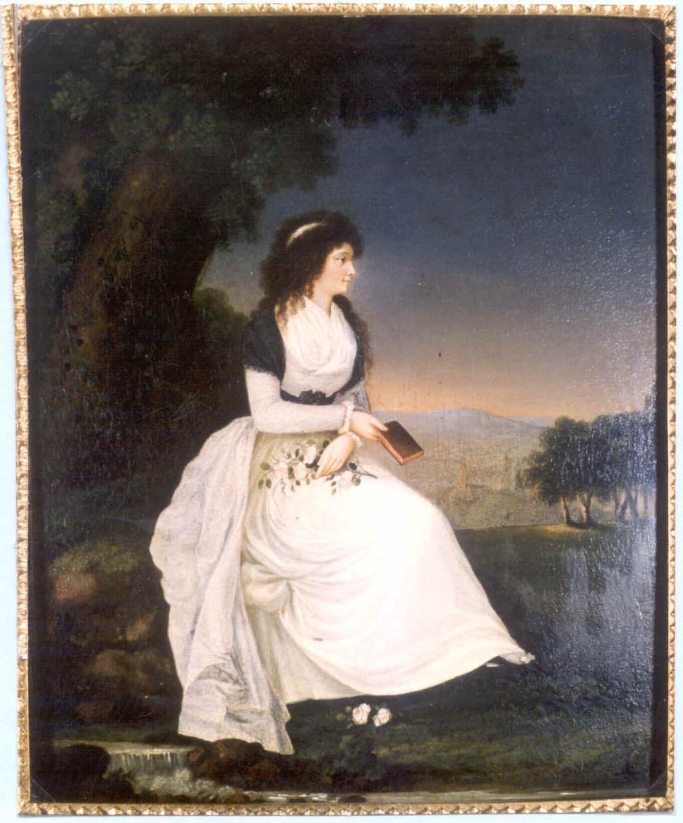 Maximiliane de la Roche, moeder van Bettina