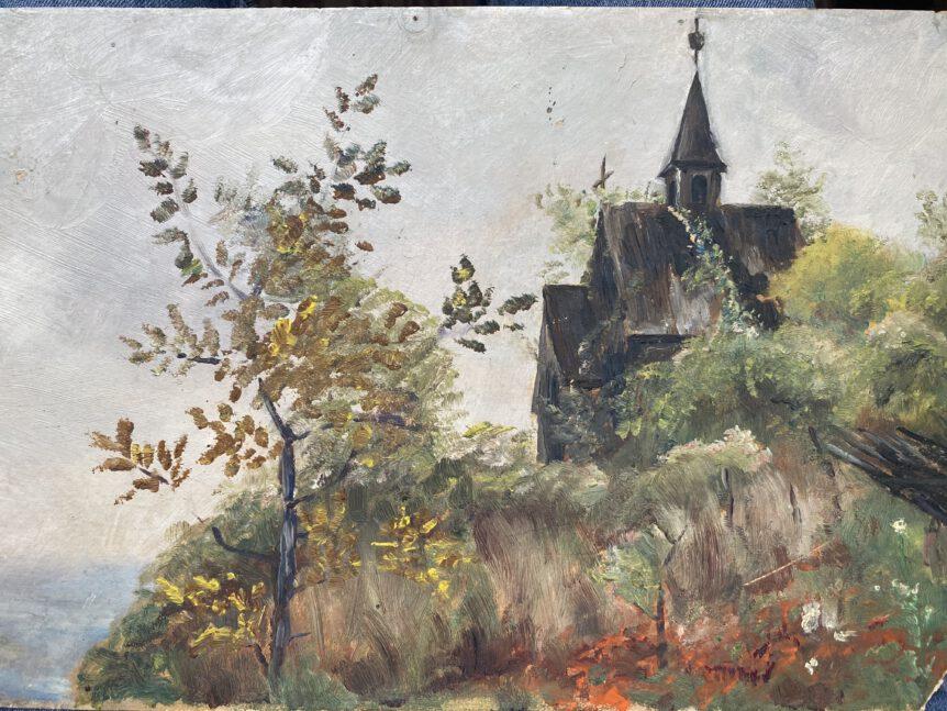 St. Hippolyt Kirche Südtirol?